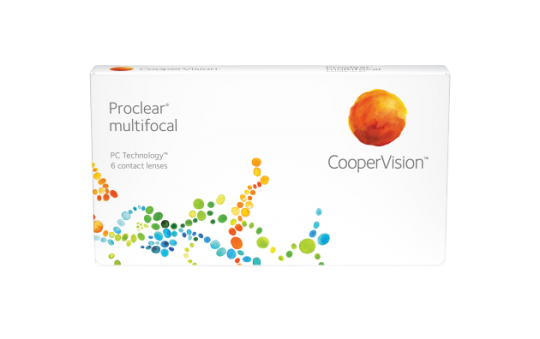 Proclear Multifocal Monthly