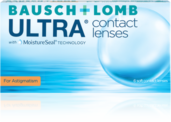 Ultra Contact Lens for Astigmatism